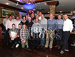 Carmel O'Brien celebrating her 50th birthday with all the lads in Daly's of Donore. Photo:Colin Bell/pressphotos.ie