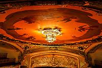 Municipal Theatre os Sao Paulo, Brazil