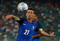 Laurent Koscielny  during the  friendly  soccer match,between Italy  and  France   at  the San  Nicola   stadium in Bari Italy , September 01, 2016<br /> <br /> amichevole di calcio tra le nazionali di Italia e Francia