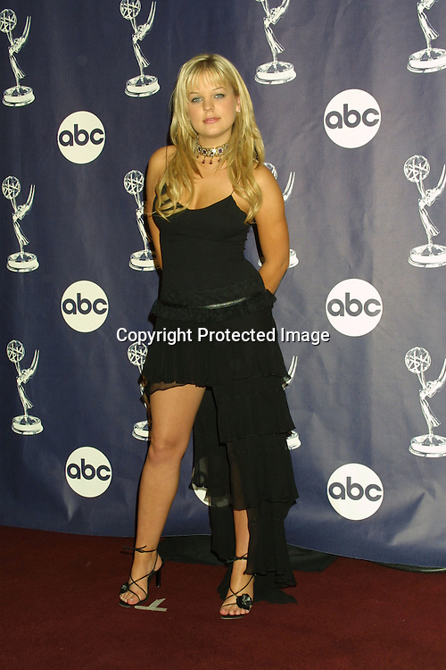 ©2003 KATHY HUTCHINS / HUTCHINS PHOTO.30TH DAYTIME EMMY AWARDS.RADIO CITY MUSIC HALL.NEW YORK CITY, NY.MAY 16, 2003..KIRSTEN STORMS
