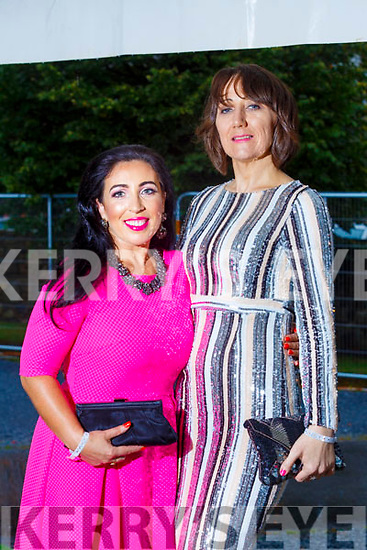 Theresa Walker(Tralee) and Maria Clifford(Cahersciven)