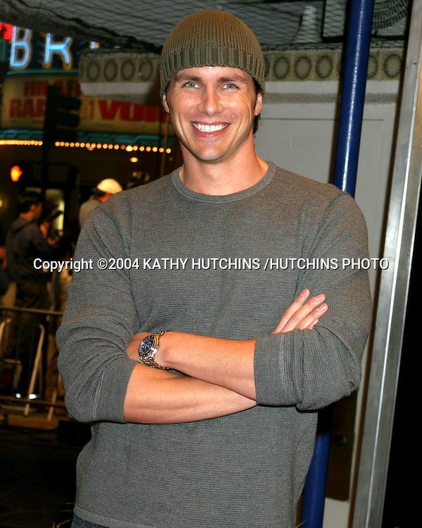 "©2004 KATHY HUTCHINS /HUTCHINS PHOTO.""THE GRUDGE"" PREMIERE.WESTWOOD, CA.OCTOBER 12, 2004..BRODY HUTZLER"