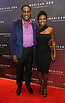 Norm Lewis and LaChanze attends the Broadway Opening Night of 'AMERICAN SON' at the Booth Theatre on November 4, 2018 in New York City.