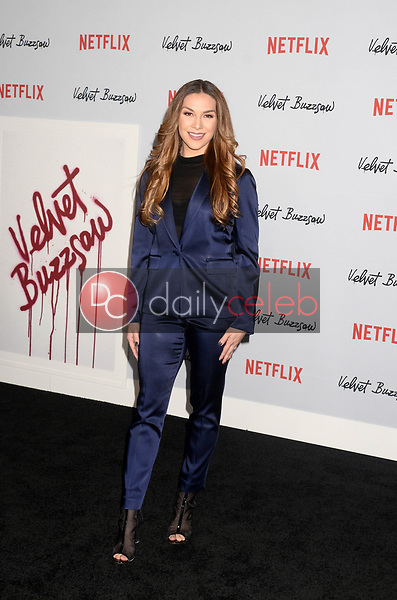 """Allison Holker<br /> at the """"Velvet Buzzsaw"""" Los Angeles Premiere Screening, Egyptian Theater, Hollywood, CA 01-28-19<br /> David Edwards/DailyCeleb.com 818-249-4998"""
