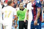 Spanish referee Ricardo De Burgos Bengoechea during La Liga match. September 14,2019. (ALTERPHOTOS/Acero)