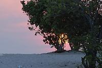 Praia de Alter do Chão.<br /> Foto Paulo Santos
