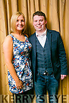 Tracy Fitzgerald, Strand Rd Tralee and Craig Murphy, Cork celebrate their Engagement with family at Kerins O'Rahilly's on Saturday. They are planning to get married in February 2018