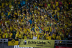 Borussia Dortmund Fans during the International Champions Cup 2017 match between AC Milan vs Borussia Dortmund at University Town Sports Centre Stadium on July 18, 2017 in Guangzhou, China. Photo by Marcio Rodrigo Machado / Power Sport Images