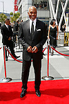 LOS ANGELES, CA. - September 13: Actor James Pickens Jr. arrives at the 60th Primetime Creative Arts Emmy Awards held at Nokia Theatre on September 13, 2008 in Los Angeles, California.