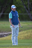 Brandt Snedeker (USA) watches his putt on 14 during Round 1 of the Valero Texas Open, AT&amp;T Oaks Course, TPC San Antonio, San Antonio, Texas, USA. 4/19/2018.<br /> Picture: Golffile | Ken Murray<br /> <br /> <br /> All photo usage must carry mandatory copyright credit (&copy; Golffile | Ken Murray)