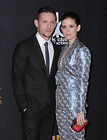 05 November  2017 - Beverly Hills, California - Jamie Bell, Kate Mara. The 21st Annual &quot;Hollywood Film Awards&quot; held at The Beverly Hilton Hotel in Beverly Hills. <br /> CAP/ADM/BT<br /> &copy;BT/ADM/Capital Pictures