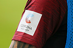 Corona Warn-App<br /><br />1. Fussball Bundesliga 33. Spieltag - Fortuna Duesseldorf vs. FC Augsburg 20.06.2020 - <br /><br />(Foto: Sebastian Sendlak / wave.inc/POOL/ via Meuter/Nordphoto)<br /><br />DFL regulations prohibit any use of photographs as image sequences and/or quasi-videos.<br /><br />EDITORIAL USE ONLY<br /><br />National and international News-Agencys OUT.