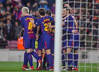 2018.02.01 Copa FC Barcelona VS Valencia CF