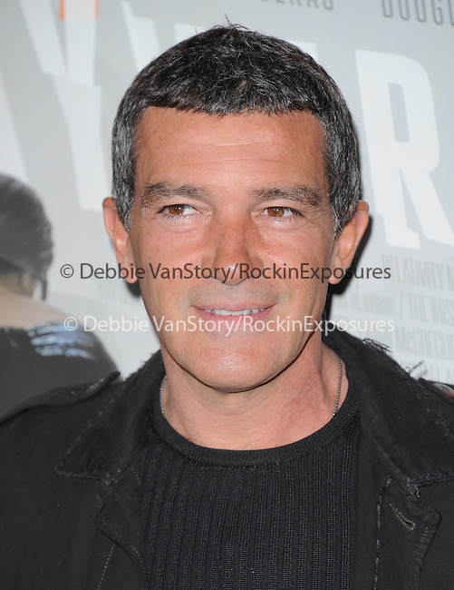 Antonio Banderas attends the Relativity Media L.A. Premiere of Haywire held at The DGA in West Hollywood, California on January 05,2012                                                                               © 2012 DVS / Hollywood Press Agency