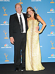 Sofia Vergara & Ed O'Neill at The 62nd Anual Primetime Emmy Awards held at Nokia Theatre L.A. Live in Los Angeles, California on August 29,2010                                                                   Copyright 2010  DVS / RockinExposures