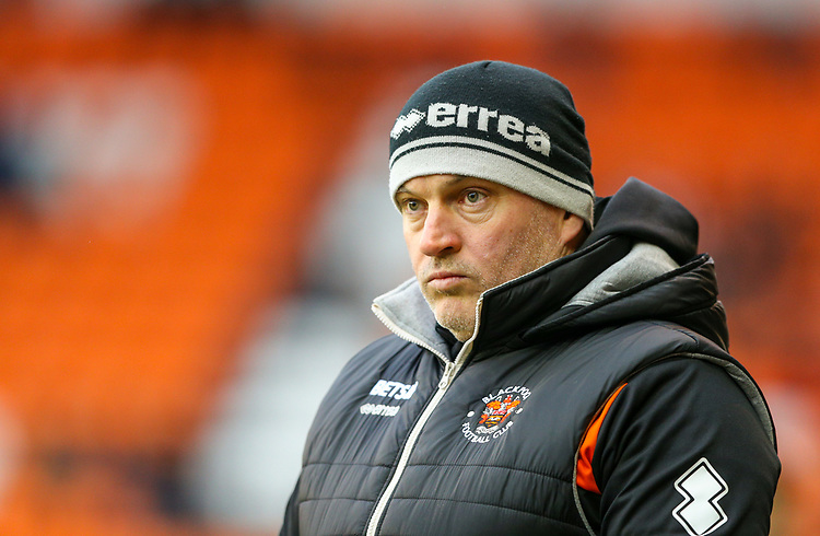 Blackpool's assistant manager Gary Brabin<br /> <br /> Photographer Alex Dodd/CameraSport<br /> <br /> The EFL Sky Bet League One - Blackpool v Shrewsbury Town - Saturday 19 January 2019 - Bloomfield Road - Blackpool<br /> <br /> World Copyright &copy; 2019 CameraSport. All rights reserved. 43 Linden Ave. Countesthorpe. Leicester. England. LE8 5PG - Tel: +44 (0) 116 277 4147 - admin@camerasport.com - www.camerasport.com