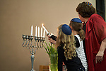 """Germany, , 2018/12/06<br /> <br /> Opening of the new Masorti International School in Berlin on 06/12/2018. The school is located in Roscherstr. 6, 10629 Berlin and housed within a former christian community house. Masorti Judaism is an egalitarian movement, which is fully committed to halakhah, Jewish law, being open to finding new answers to the new questions arising in the 21st century. <br /> 'Masorti Judaism' and 'Conservative Judaism' are two terms for one movement. 'Masorti' is the name used internationally to refer to this movement, and 'Conservative Judaism' is the name used in the United States. <br /> Ideologically, the movement is located in the middle ground between Reform and Orthodoxy. In Germany, there is sometimes a confusion of terms, since people might use terms such as """"liberal"""" or """"progressive"""" to refer to everything which is not Orthodox. (Photo by Gregor Zielke)"""