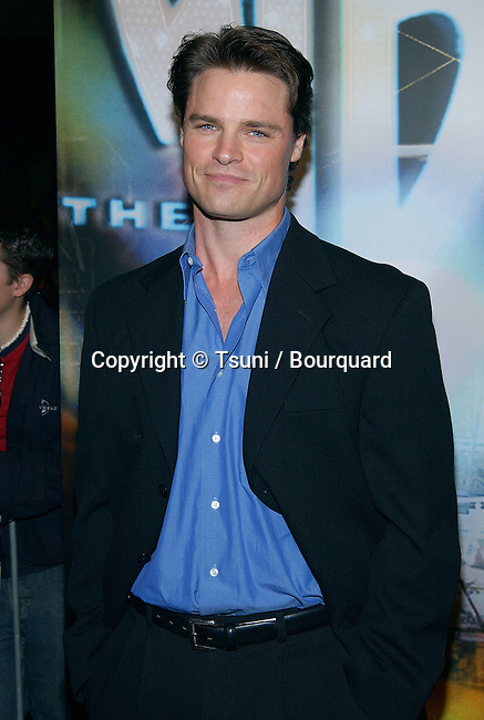 "Dylan Neal arriving at ""The WB 2003 Winter TCA Tour Party"" at Hollywood and Highland in Los Angeles, Ca. Saturday, Jan. 11, 2003           -            NealDylan_330.jpg"