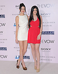 Kendall Jenner and Kylie Jenner at The Screen Gems' World Premiere of The Vow held at The Grauman's Chinese Theatre in Hollywood, California on February 06,2012                                                                               © 2012 Hollywood Press Agency