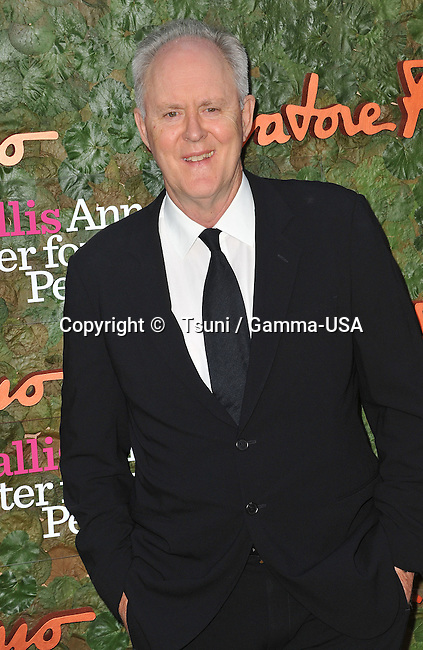 John Litgow  arriving at the Wallis Annenberg Center for the Performing Arts in Beverly Hills