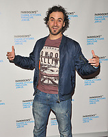 Patrick Monahan at the Parkinson's UK presents Symfunny No. 2, Royal Albert Hall, Kensington Gore, London, England, UK, on Wednesday 19 April 2017.<br /> CAP/CAN<br /> &copy;CAN/Capital Pictures
