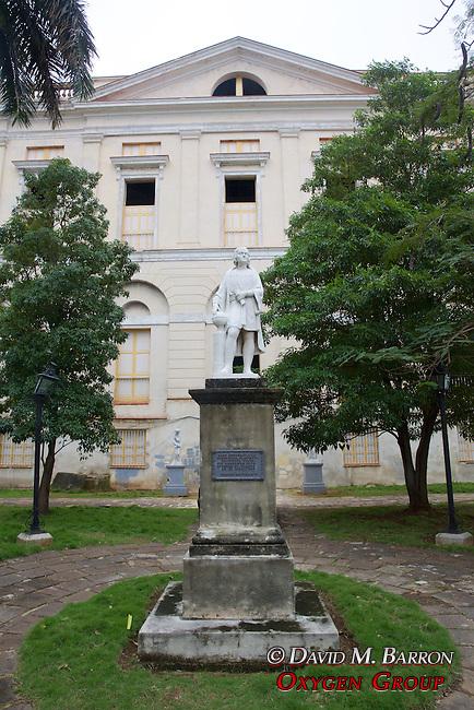 Sculpture, Catedral de San Carlos Borromeo