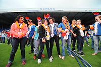 SPECIAL OLYMPICS: HEERENVEEN: Abe Lenstra Stadion, 13-06-2014, Opening Special Olympics Nationale Spelen Fryslân 2014, © Martin de Jong