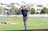 Tom Murray (ENG) during round 2, Ras Al Khaimah Challenge Tour Grand Final played at Al Hamra Golf Club, Ras Al Khaimah, UAE. 01/11/2018<br /> Picture: Golffile | Phil Inglis<br /> <br /> All photo usage must carry mandatory copyright credit (&copy; Golffile | Phil Inglis)