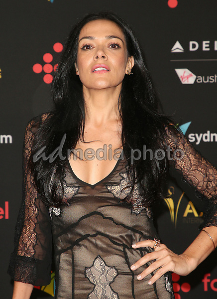 05 January 2018 - Hollywood, California - Simone Kessell. 7th AACTA International Awards held at Avalon Hollywood. Photo Credit: F. Sadou/AdMedia