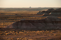 Painted Desert, Northern Arizona.