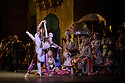 London, UK. 12.01.2016. English National Ballet present Le Corsaire, at the London Coliseum. Photograph © Jane Hobson.