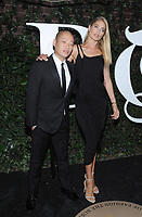 NEW YORK, NY - SEPTEMBER 09: Designer Jason Wu and Doutzen Kroes arrives at the #BoF500 gala dinner during New York Fashion Week Spring/Summer 2018 at Public Hotel on September 9, 2017 in New York City. <br /> CAP/MPI/JP<br /> &copy;JP/MPI/Capital Pictures