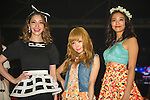 (L-R) Lena Fujii, Tsubasa Masukawa, Yukimi Matsuo: June 22, 2013, Singapore - The inaugural ASIA STYLE COLLECTION 2013 is a celebration of Asian pop culture, combining fashion and music in an amazing one-day extravaganza. The event features the first-ever collaboration of Korea K-POP COLLECTION and Japan TOKYO GIRLS COLLECTION. (Photo by Haruhiko Otsuka/Nippon News)