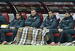 Artur Boruc on bench