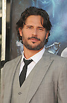 "HOLLYWOOD, CA. - June 08: Joe Manganiello arrives at HBO's ""True Blood"" Season 3 Premiere at ArcLight Cinemas Cinerama Dome on June 8, 2010 in Hollywood, California."