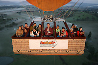 20160822 August 22 Hot Air Balloon Gold Coast