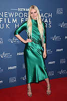 India Rose James<br /> arriving for the Newport Beach Film Festival UK Honours 2020, London.<br /> <br /> ©Ash Knotek  D3551 29/01/2020