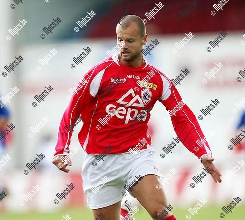 2008-08-17 / Voetbal / R. Antwerp FC - KSK Ronse / Darko Lukanovic..Foto: Maarten Straetemans (SMB)