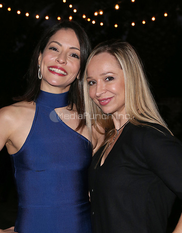 LOS ANGELES, CA - NOVEMBER 4: Emmanuelle Vaugier, Guest, at The 2017 Fluffball Benefiting Forgotten Horses Rescue! at The Lombardi House In Los Angeles, California on November 4, 2017. Credit: Faye Sadou/MediaPunch