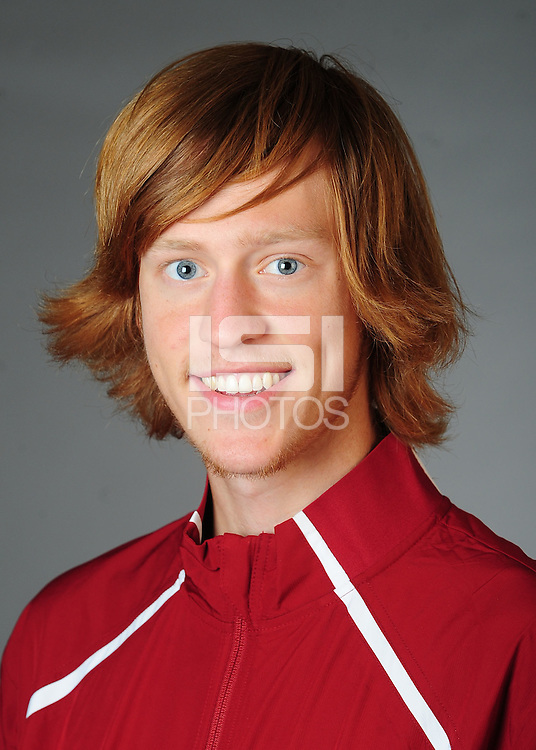 STANFORD, CA - AUGUST 28:  Brendan Gregg of the Stanford Cardinal during cross country picture day on August 28, 2009 in Stanford, California.