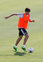 Kaka during Real Madrid´s first training session of 2013-14 seson. July 15, 2013. (ALTERPHOTOS/Victor Blanco) ©NortePhoto