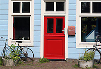 Typical House in Amsterdam
