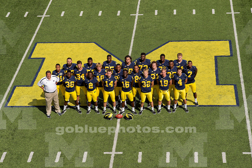 2012 Football Team Seniors