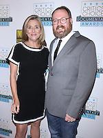 NEW YORK, NY-November 03: Meredith Vieira Keith Maitland at The Inaugural Critics Choice Documentary Awards at  BRIC | 647 Fulton St, Brooklyn, New York .November 03, 2016. Credit:RW/MediaPunch