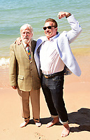 www.acepixs.com<br /> <br /> May 20 2017, Cannes<br /> <br /> Jean-Michel Cousteau and Arnold Schwarzenegger attending a photocall for 'Wonders of the Sea 3D' during the 70th annual Cannes Film Festival at Nikki Beach on May 20, 2017 in Cannes, France.<br /> <br /> <br /> By Line: Famous/ACE Pictures<br /> <br /> <br /> ACE Pictures Inc<br /> Tel: 6467670430<br /> Email: info@acepixs.com<br /> www.acepixs.com