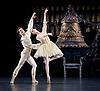 Coppelia <br /> Birmingham Royal Ballet <br /> at The Birmingham Hippodrome, Great Britain <br /> rehearsal<br /> 13th June 2017 <br /> <br /> <br /> <br /> <br /> Swanilda: Samara Downs <br /> <br /> <br /> Franz: Mathias Dingman <br /> <br /> <br /> <br /> <br /> Music by L&eacute;o Delibes<br /> <br /> <br /> Choreography by Marius Petipa<br /> <br /> Enrico Cecchetti<br /> <br /> Production &amp; designs by Peter Wright<br /> <br /> <br /> Photograph by Elliott Franks <br /> Image licensed to Elliott Franks Photography Services