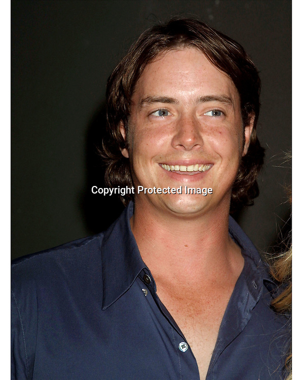©2003 KATHY HUTCHINS / HUTCHINS PHOTO.WARNER BRO TELEVISION.TELEVISION CRITICS TOUR ASSOCIATION PARTY.WHITE LOTUS RESTURANT.HOLLYWOOD, CA.JULY 13, 2003...JEREMY LONDON