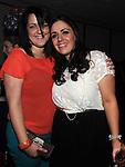 Sharon Gaynor celebrating her 30th birthday in Brú with friend Rachel Regan. Photo: Colin Bell/pressphotos.ie