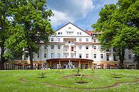 Germany; Free State of Thuringia, Bad Liebenstein: Hotel Kaiserhof | Deutschland, Freistaat Thueringen, Bad Liebenstein: Hotel Kaiserhof