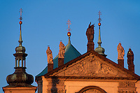Salvator-Kirche, Prag, Tschechien, Unesco-Weltkulturerbe